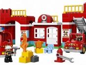 Lego-Duplo-Feuerwehr-Sets