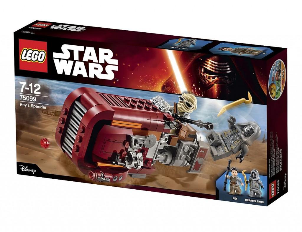 Lego_Star_Wars_75099_Rey's Speeder_Packung