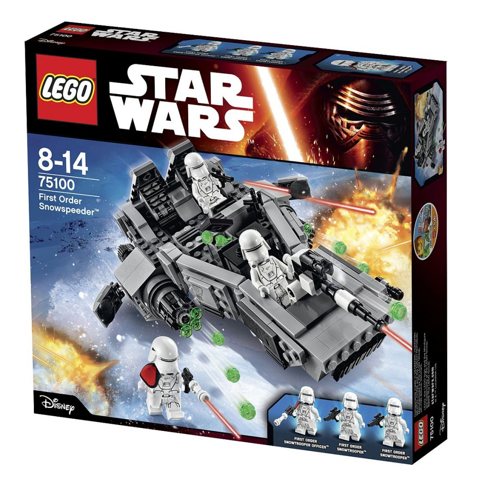 Lego_Star_Wars_75100_First Order Snowspeeder_Packung