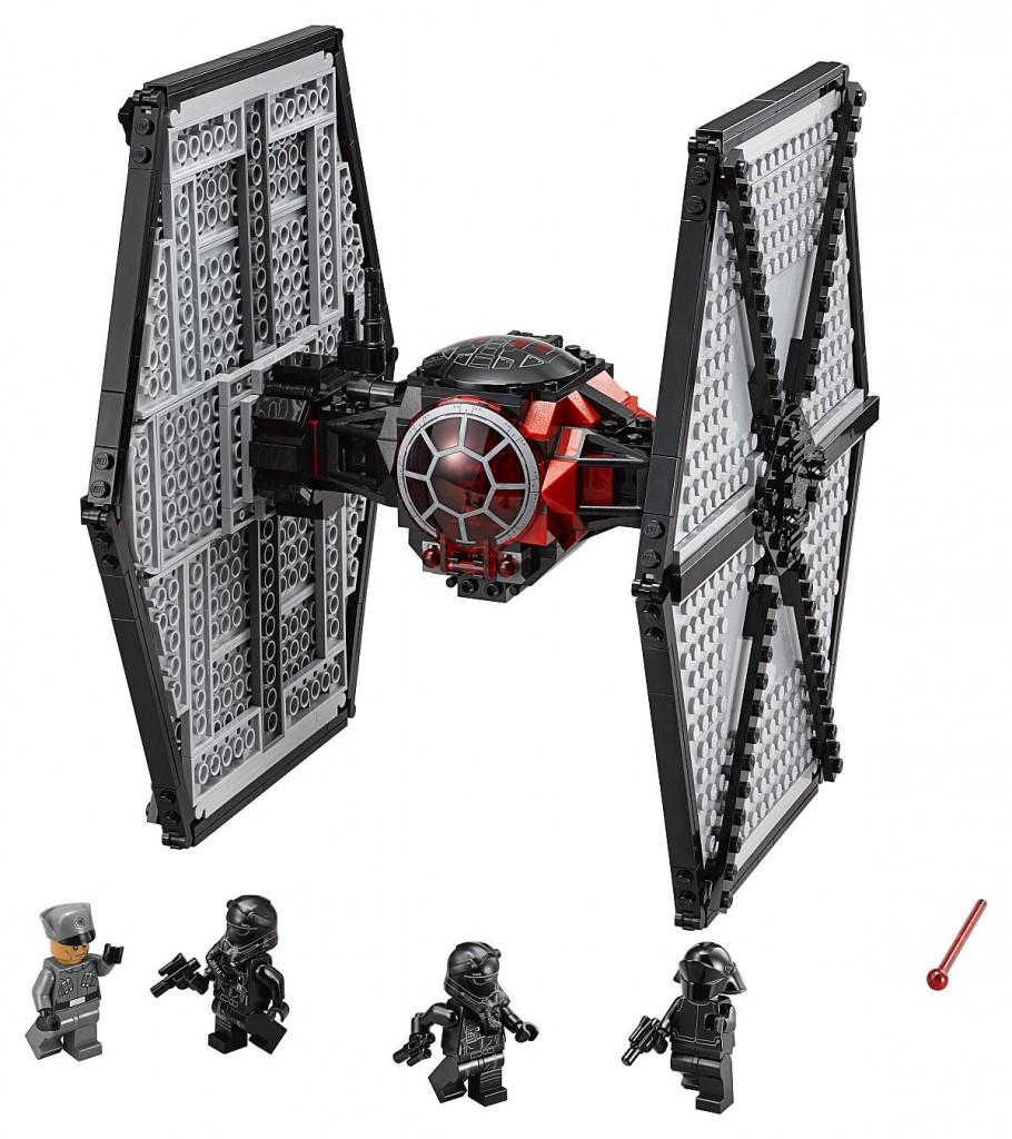 Lego_Star_Wars_75101_First Order Special Forces TIE Fighter_Produkt