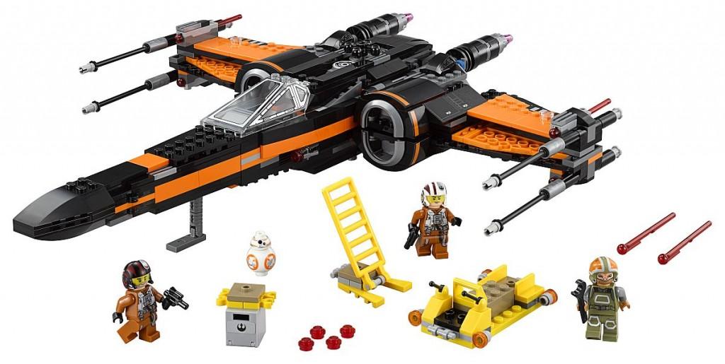 Lego_Star_Wars_75102_Poe's X-Wing Fighter_Produkt