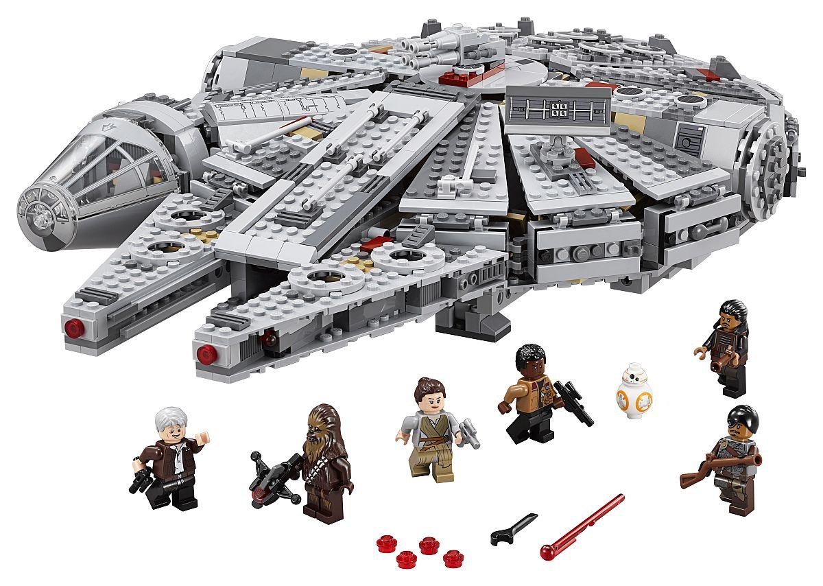 zum neuen kinofilm sieben neue star wars sets von lego. Black Bedroom Furniture Sets. Home Design Ideas