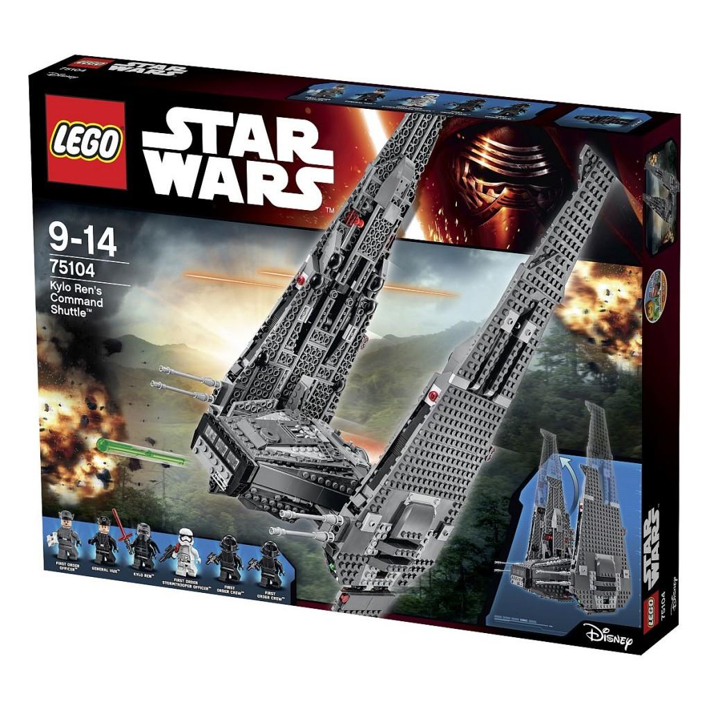 Leog_Star_Wars_75104_Kylo RenÔÇÖs Command Shuttle_Packung