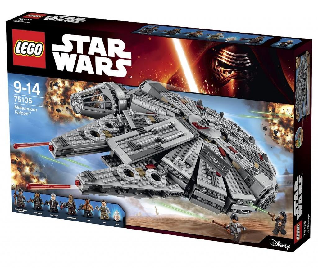Leog_Star_Wars_75105_Millennium Falcon_Packung