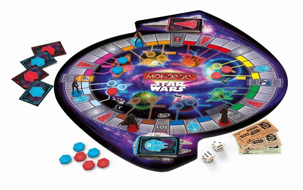Monopoly Star Wars Edition_Inhalt