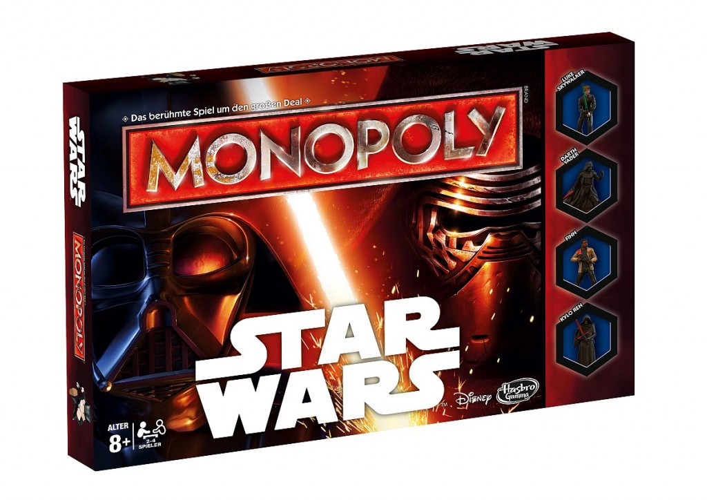 Monopoly Star Wars Edition_Pack Left