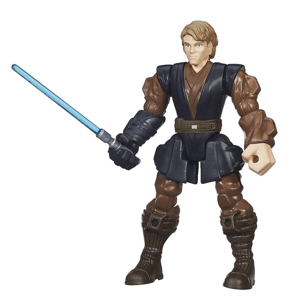 Star Wars Hero Mashers Figuren Anakin Skywalker Inhalt
