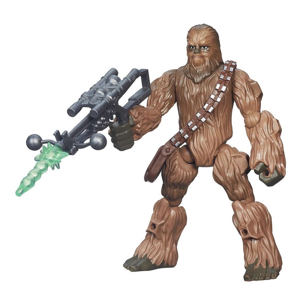 Star Wars Hero Mashers Figuren Chewbacca Inhalt
