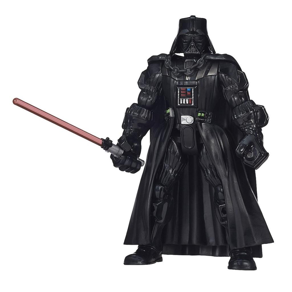 Star Wars Hero Mashers Figuren Darth Vader Inhalt