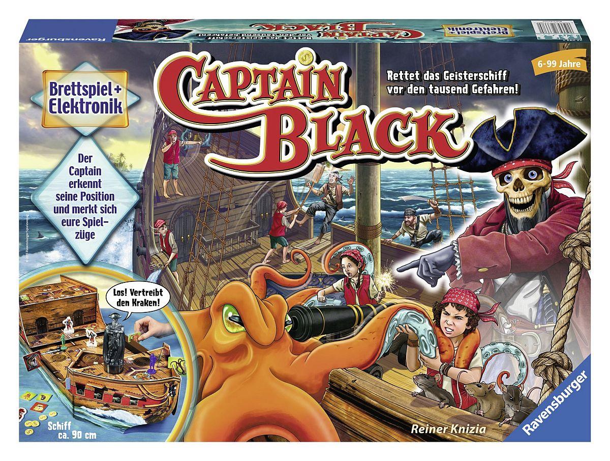 Captain Black Spiel