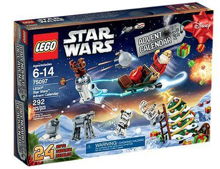 Alle lego adventskalender 2015 - Star wars weihnachtsbaum ...