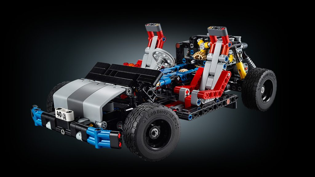 Lego Technic 40 Jahre: Das Jubiläumsmodell 2017