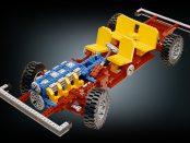 Lego Technic Fahrzeug Chassis 1977