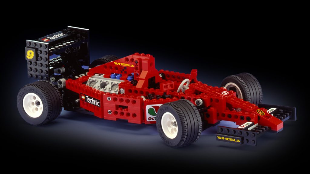 Lego Technic Rennwagen 1995