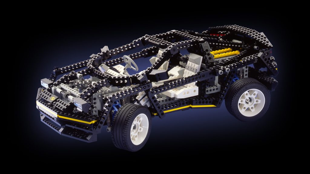 Lego Technic Super Car 1994