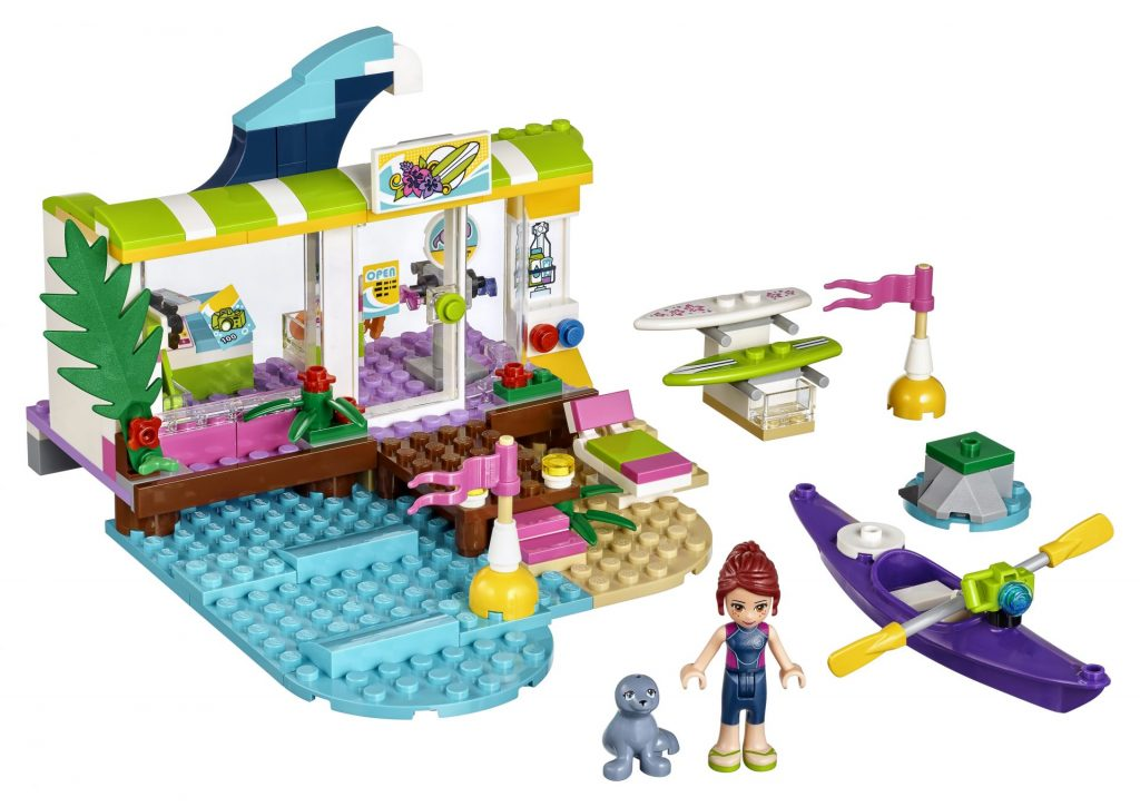 41315 LEGO Friends Heartlake Surfladen