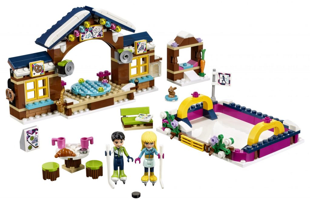 41322 LEGO Friends Eislaufplatz