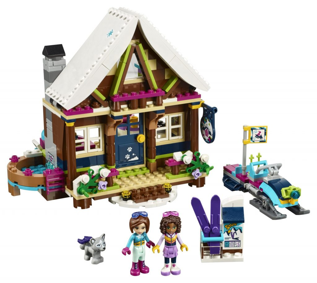 41323 LEGO Friends Chalet