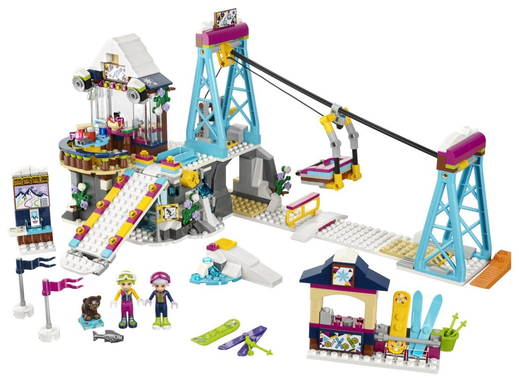 41324 LEGO Friends Skilift-2