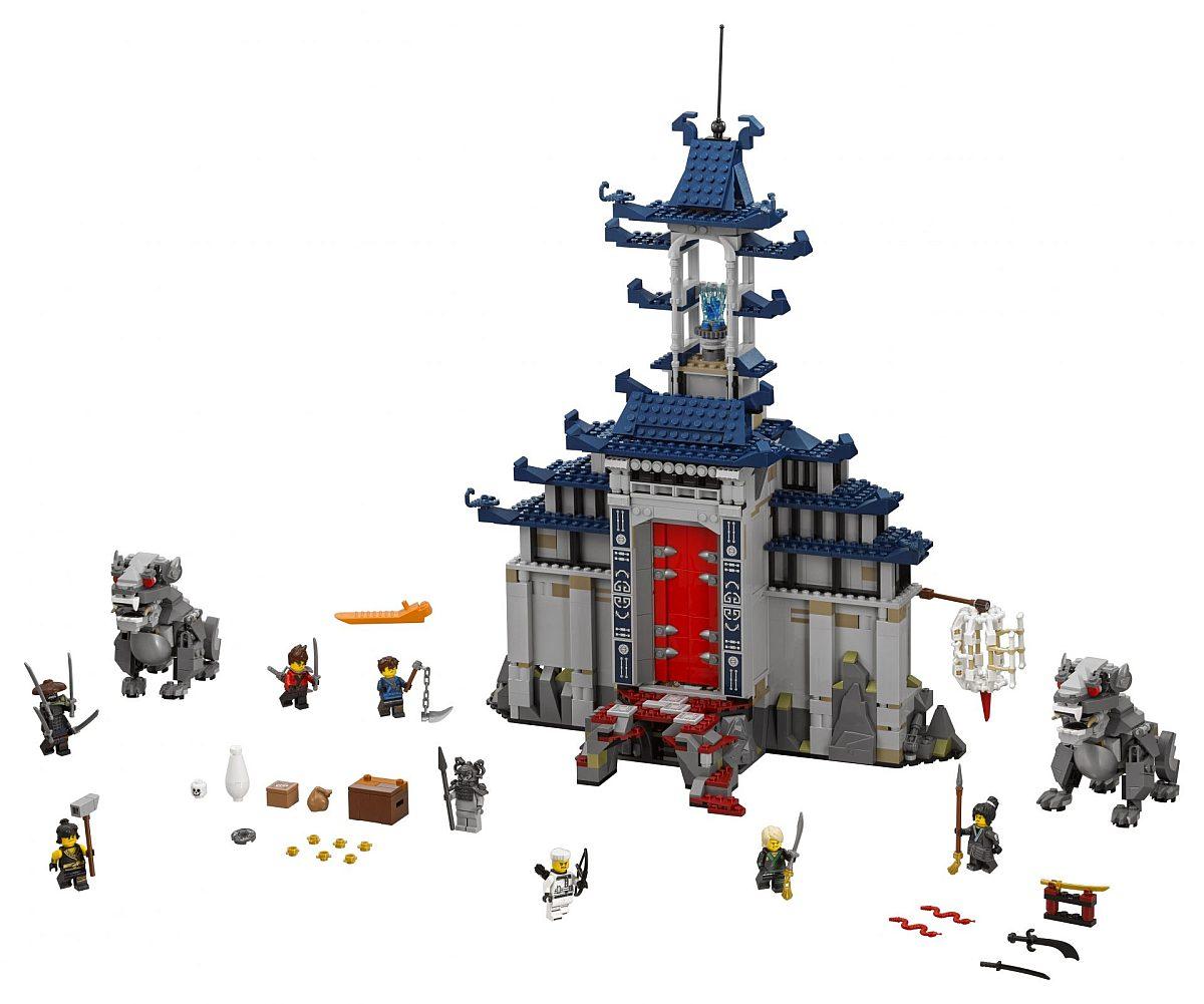 Neue Lego Sets Zu Quot The Lego Ninjago Movie Quot Spielzeugecke Com