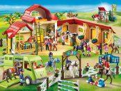 Playmobil-Neuer-Reiterhof-Überblick-6926